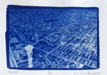 """A Blue Print for a Greater America: View B"" - Photo by Lis J. Schwitters"